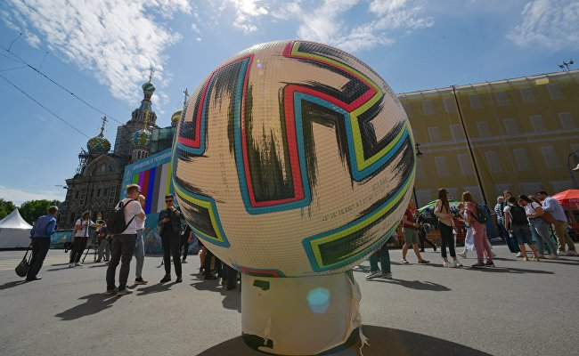 Not just arena: Where to watch UEFA EURO 2020 in St. Petersburg