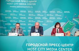St. Petersburg is ready to host UEFA Euro 2020 football teams and fans