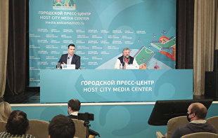 News conference on Russia vs. Finland match, Live Stream