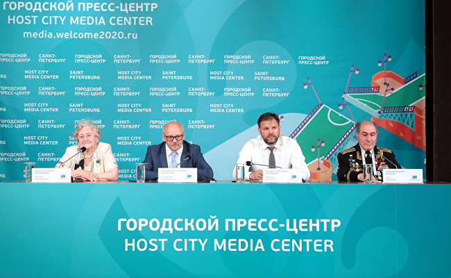 Remembrance Day events discussed at the Host City Media Center